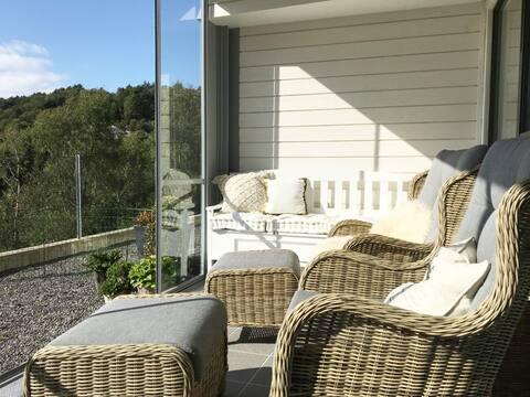 Comfortable, calm apartment near nature&city life