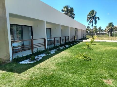 Mar Turquesa Eco Pousada-Apartamento 4- ÔNIX