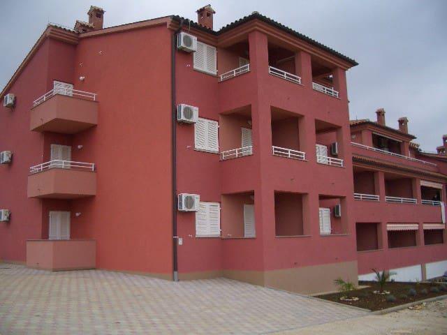 Аппартамент Барбарига - Vodnjan - Byt se službami (podobně jako v hotelu)