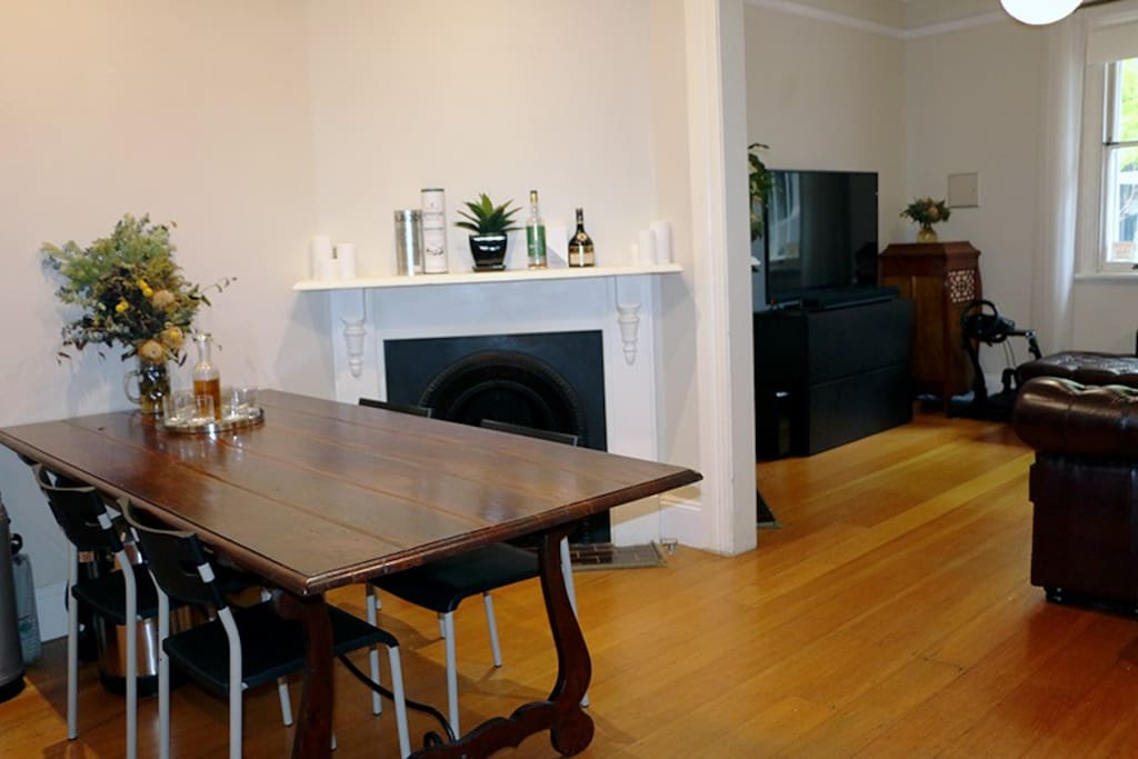 Dining and Lounge Room