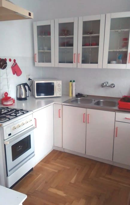 Kuchnia Kitchen