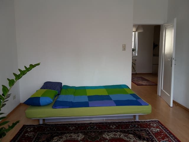 Room & Breakfast opposite Main Train Station - Wenen - Appartement
