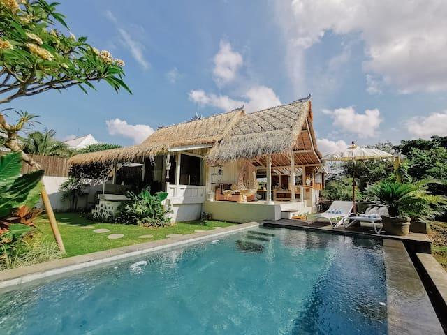 Villa Agus -  Short Walk to Samadi Yoga