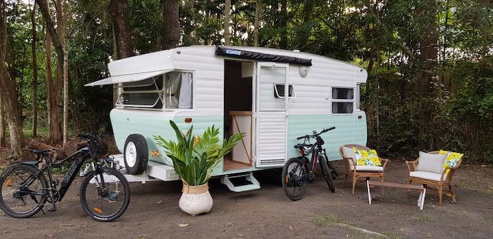 FNQ Adventure Vans & E-bike Hire Acreage Property