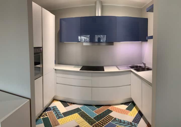 3-Zimmer Appartemente mit 2 Schlafzimmer