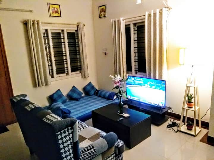 Lovely 1 BHK in a pleasant location near Manyata