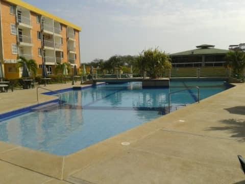 Apartamento en Higuerote