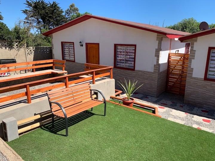 Cabañas Nani Punta de Tralca (cabaña 3)