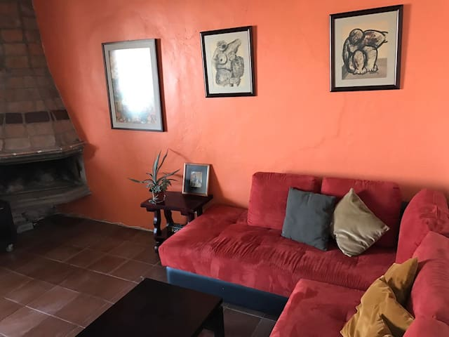Beautiful 1B, Best Location! - Taxco - Appartement