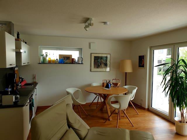 Top, neue 2-Room Flat mit hochwertger Aussrattung