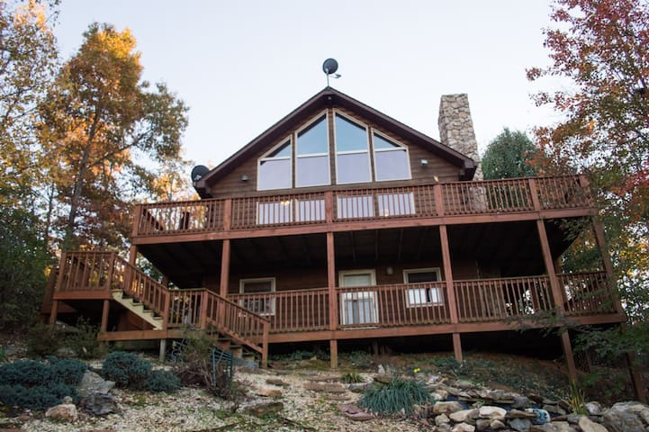 Woody's Mountain Retreat - Lynchburg