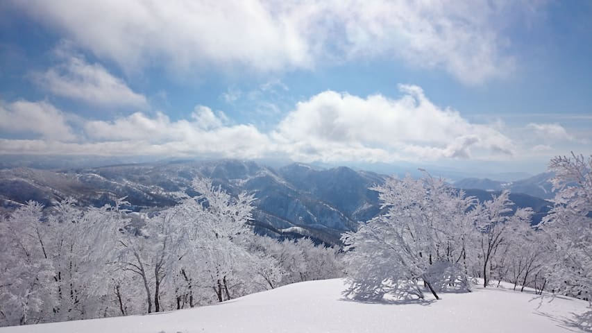 B&B Nozawa Dream in Nozawa! room #3 - Nozawaonsen-mura - Bed & Breakfast