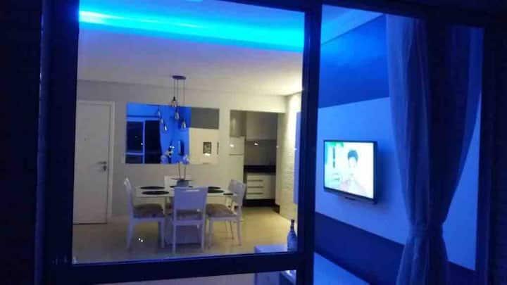Apartamento a 50m da praia da Enseada - Bertioga
