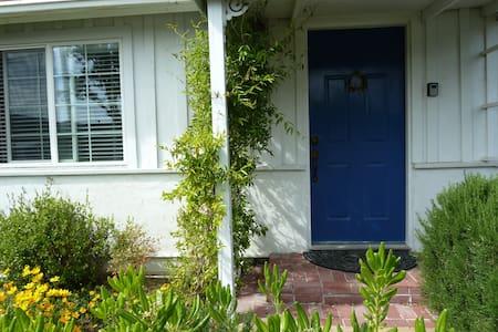 1 bd downtown apartment quiet, clean and safe - Pleasanton - Διαμέρισμα