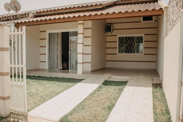 Casa na praia B. Piçarras Parque Beto Carreiro SC