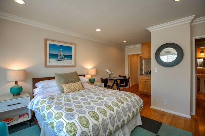Affordable Ocean View Studio