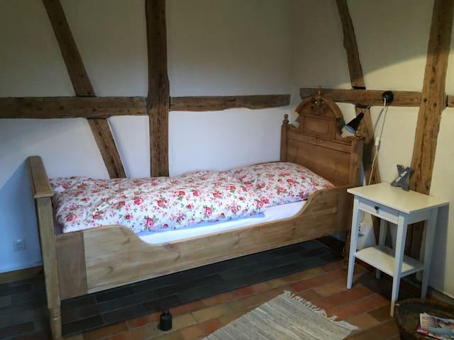 Einzelschlafzimmer, 10 qm