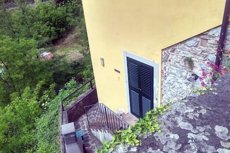 Casa Corsonna retreat by the stream - Barga - Apartament