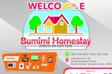Penginapan Bu Mimi (Home Stay)