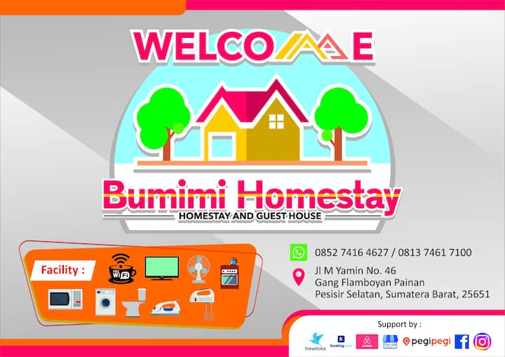 Penginapan Bu Mimi (Home Stay)