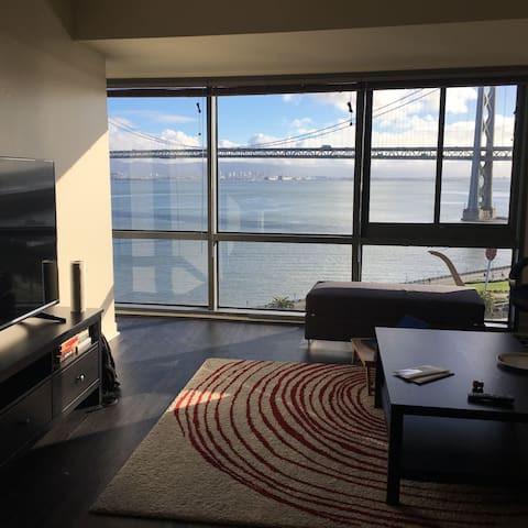 Beautiful 1 BR with amazing views - San Francisco - Appartement