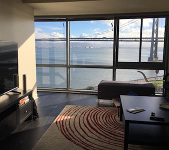 Beautiful 1 BR with amazing views - San Francisco - Apartment
