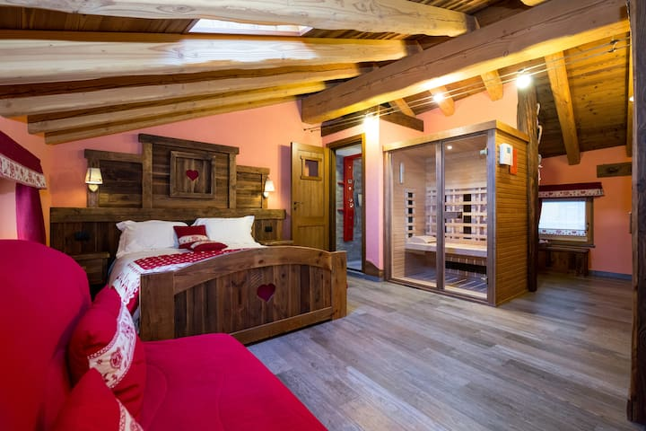 Fuga d'amore - Relais du Paradis - Introd - Bed & Breakfast