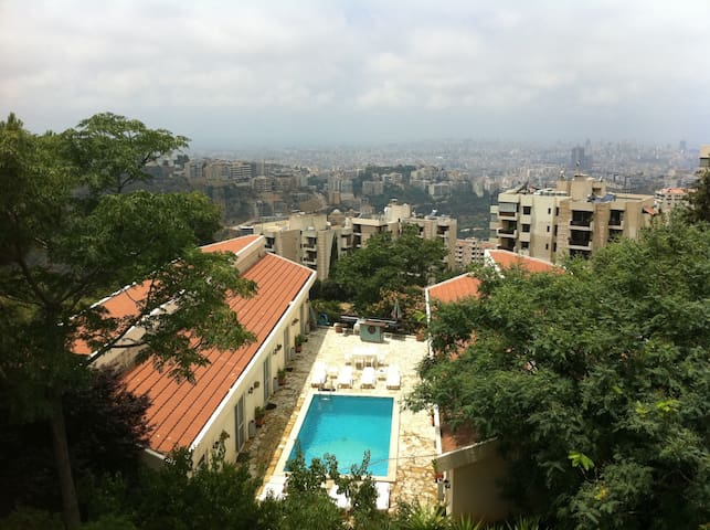 The Bungalows in Mansourieh - Mansourieh - Apartmen