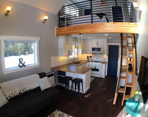Alaskan Tiny Home - Kenai