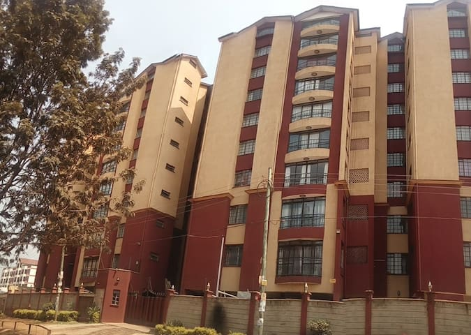 Fully Furnished Two Bedrooms Apartments Ruaka