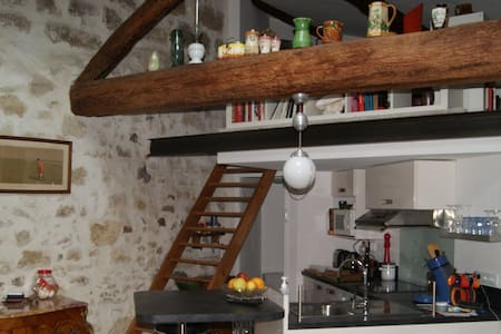 Bright and charming house - Pézenas - Loft