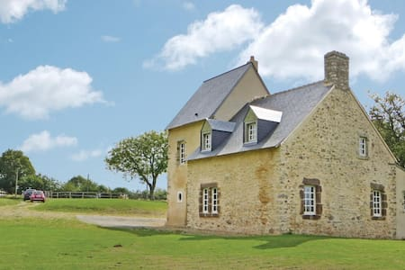 Holiday cottage with 2 bedrooms on 107m² in Rouessé Vassé