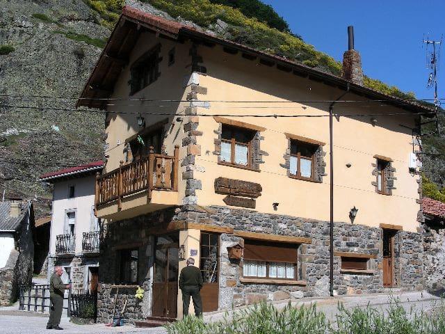 Casa Rural Invernal de Picos, ruta del cares pico