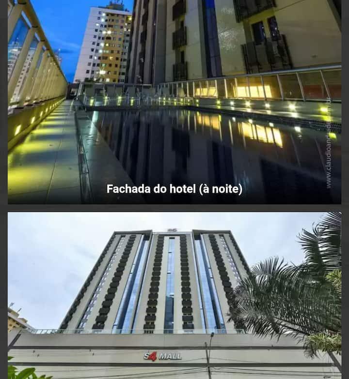 Apartamento mobiliado em Águas Claras, Brasilia/DF