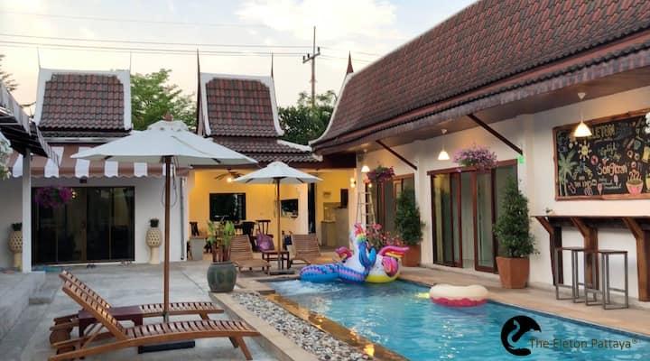 The Eleton Pool Villa Pattaya
