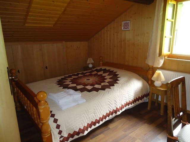 Une des 2 chambres d'hôte