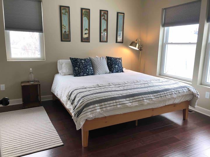 Cozy + Clean Guest Apartment