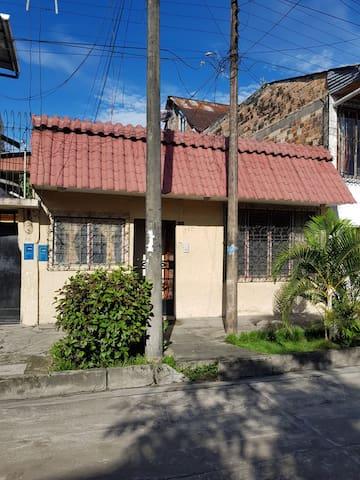 NAPO'S HOUSE 1