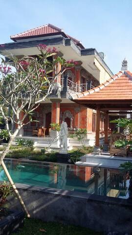 Dewa villa ubud - Gianyar - Departamento