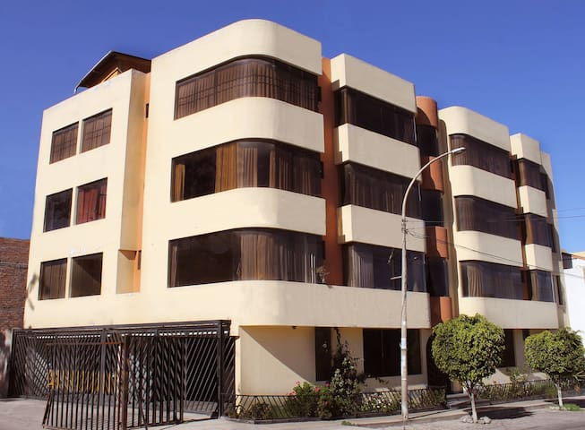 Nice apartment in a good location - Arequipa