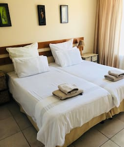 Sundowner Guest House. Double room- all inclusive.