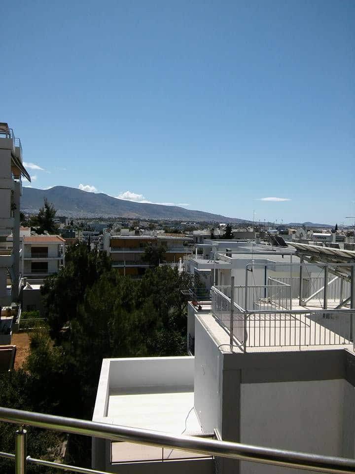 Near Marina & Athens-Close to the beach-long view