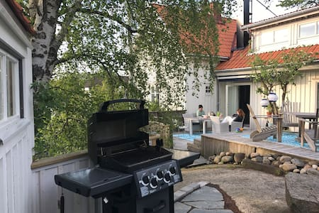 House in charming area - Gothenburg