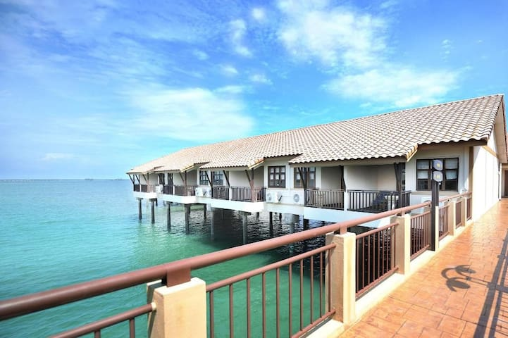 Lexis Water chalet P.D.X210 [Nice sea view]