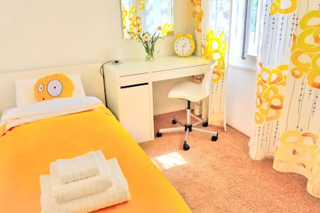 Room for 1, b&b, guesthouse Soul Ljubljana - Liubliana - Bed & Breakfast