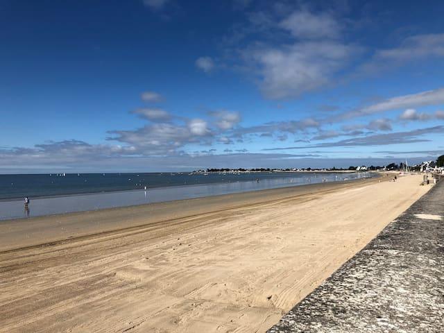 Ressourcement Bretagne Sud,   5 min de la plage