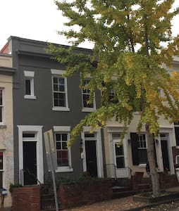 Bright Rowhouse in best area! - Washington
