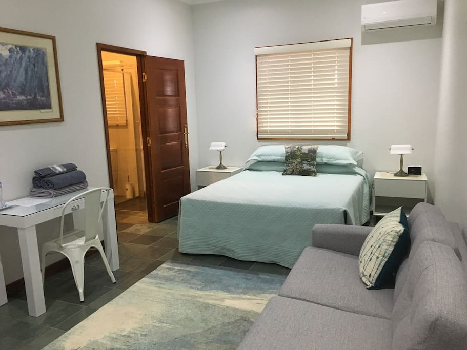 Iron Bark Room with En suite