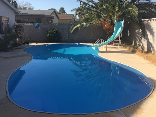Newly Renovated 4BR/2Bath With Pool