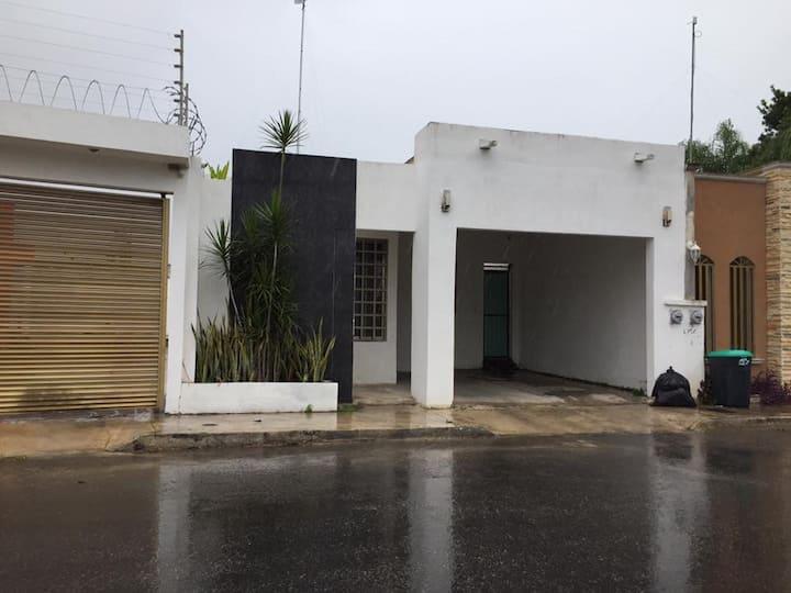 Casa cómoda en Chetumal